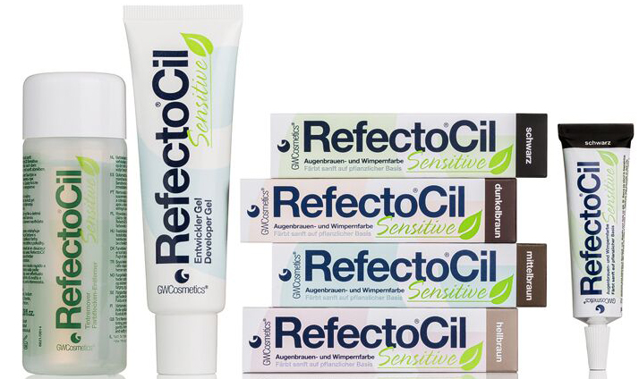 RefectoCil Sensitive Takes the Industry by Storm ~ On the Blog