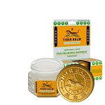 Tiger Balm Regular Strength White .63Oz (18G)