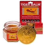 Tiger Balm Extra Strength Red .63 Oz (18G)