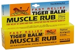 Tiger Balm Muscle Rub, 2oz