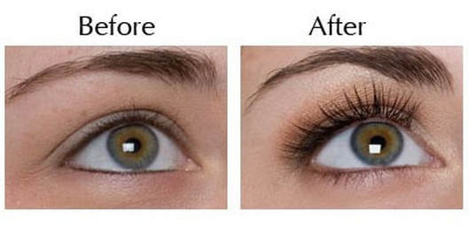 Dramatic Results with RefectoCil LashPerm Lash Curl ~ On the Blog