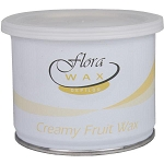 Shea Butter Creamy Soft Wax (Strip) 14oz ~ Flora