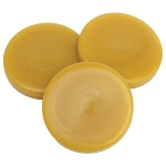 Yellow No-Strip Disc Hard Wax (Strip-Less) 17oz ~ Flora