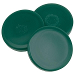 Green No-Strip Disc Hard Wax (Strip-Less) 17oz ~ Flora