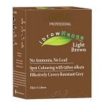 Eyebrow Henna Tint Light Brown Refill Pack ~ Mina iBrow Henna