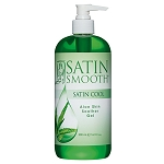 Cool Aloe Skin Soother Gel 16.9oz ~ Satin Smooth