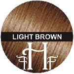 Light Brown Keratin Hair Fusion Fibers 28g /.98oz