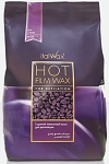 Plum - Hard Stripless Wax Beads 2.2 lbs. - 1 kg. Bag ~ ItalWax
