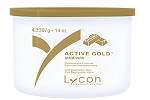 ACTIVE GOLD STRIP WAX 397g / 14oz ~ Lycon Wax