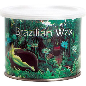Brazilian Creamy Soft Wax (Strip) 14oz ~ Flora